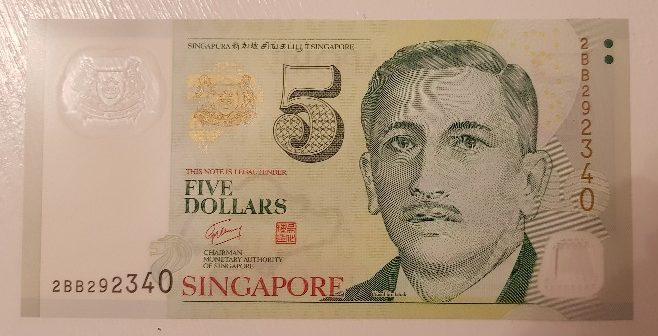 dollari di singapore