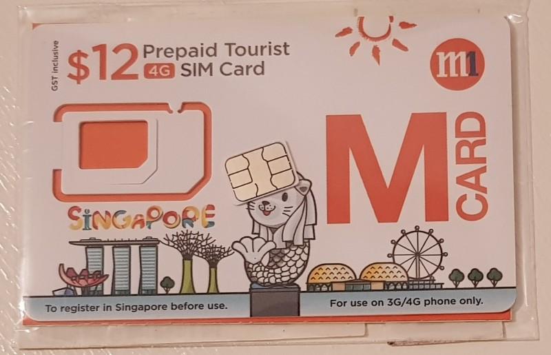 sim card di singapore