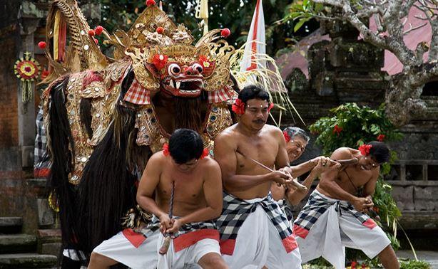 Guida alla danza balinese