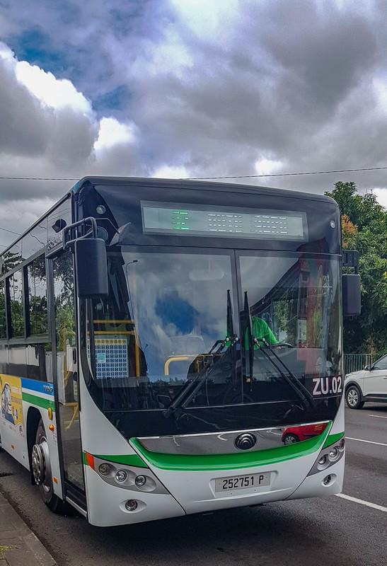 Bus Tahiti