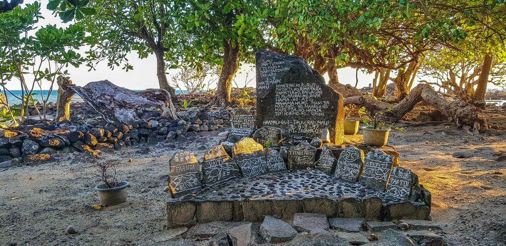 altare tradizionale polinesiano