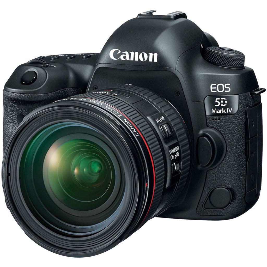reflex full frame professionale canon