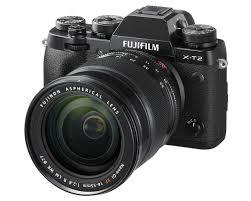 una mirrorless Fujifilm
