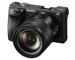 una mirrorless sony