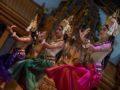 spettacolo di ballerine apsara cambogia