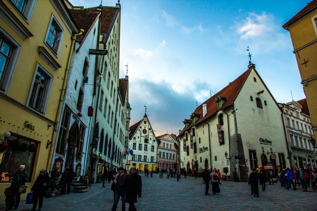 passeggio nel centro storico
