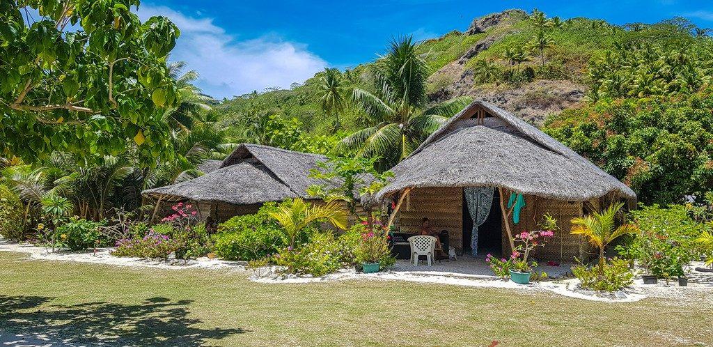 bungalow in giardino