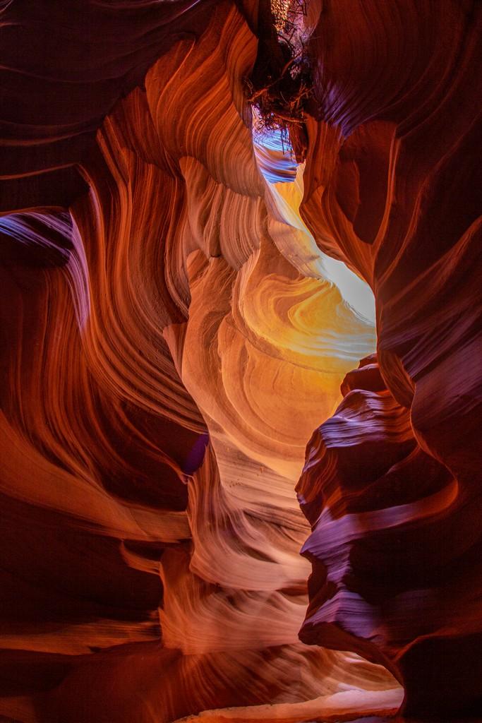 rocce di diversi colori e forme