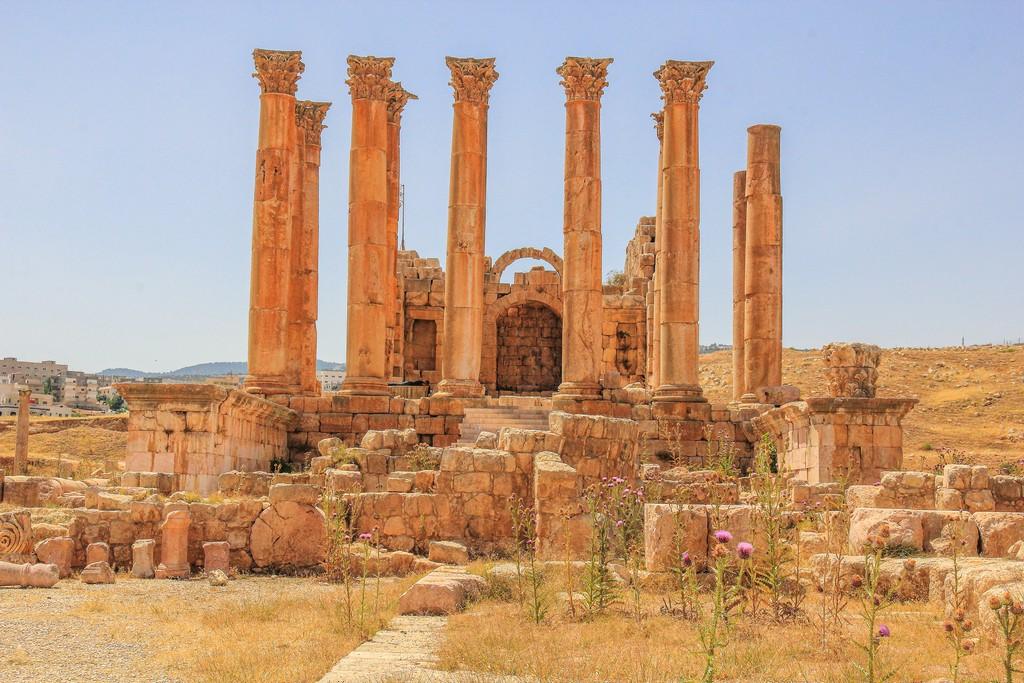 colonne del tempio di artemide