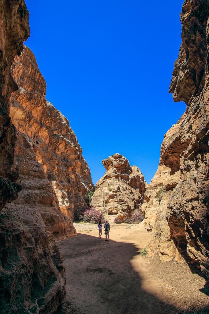 interno del canyon