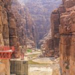 Visitare il Wadi Mujib: escursionismo e canyoning in Giordania