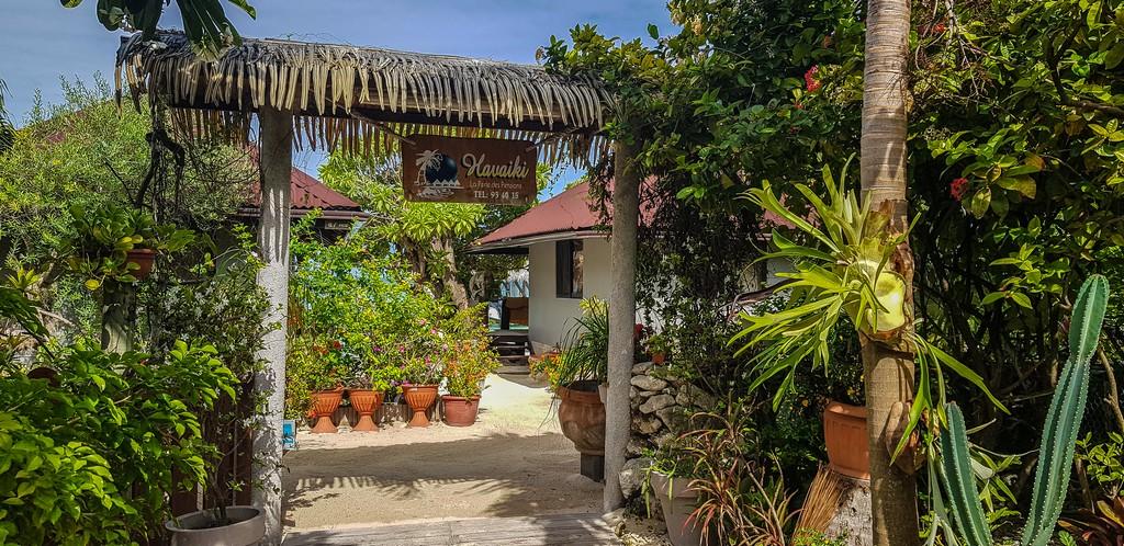ingresso del ristorante