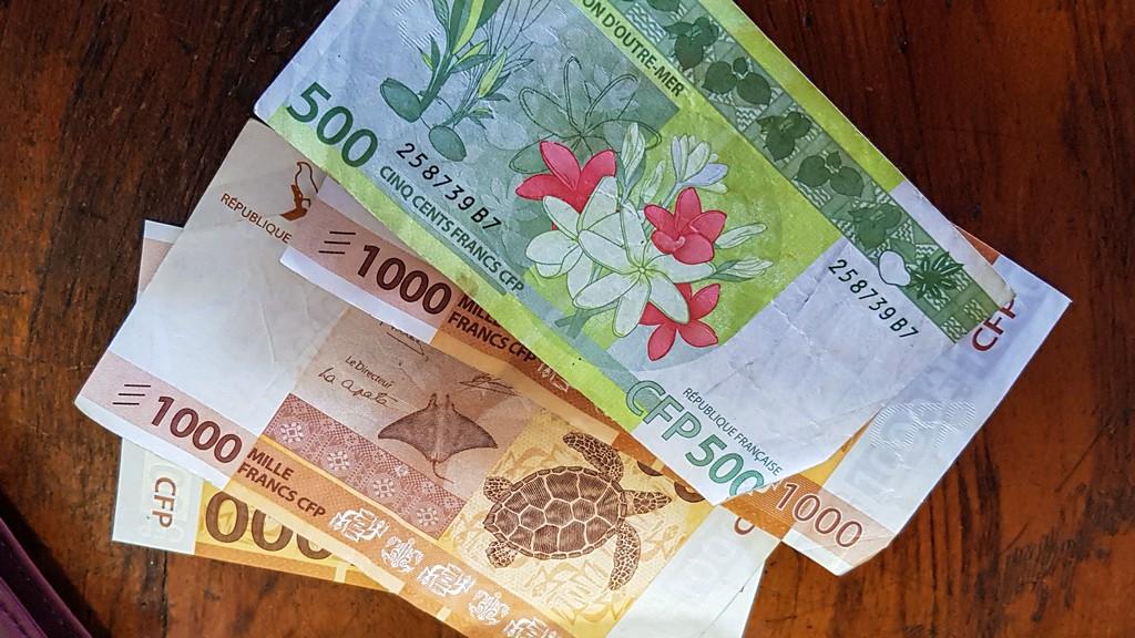banconote colorate