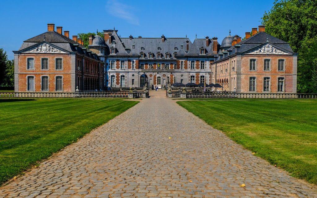 visita al castello di beloeil