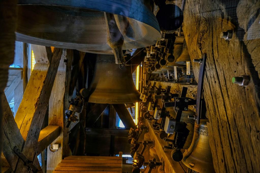 campane del carillon del beffroi