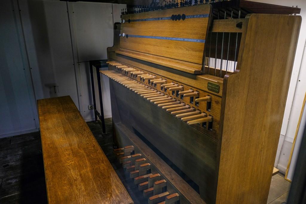 carillon strumento allinterno del beffroi
