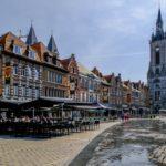 Visita a Tournai, la città dei 5 campanili