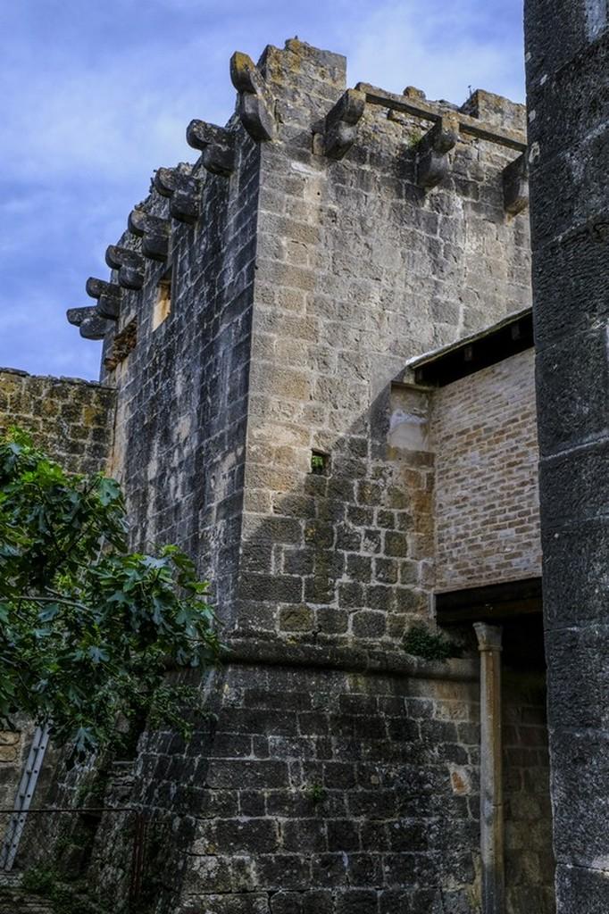 Cosa vedere a Brac: torre del castello