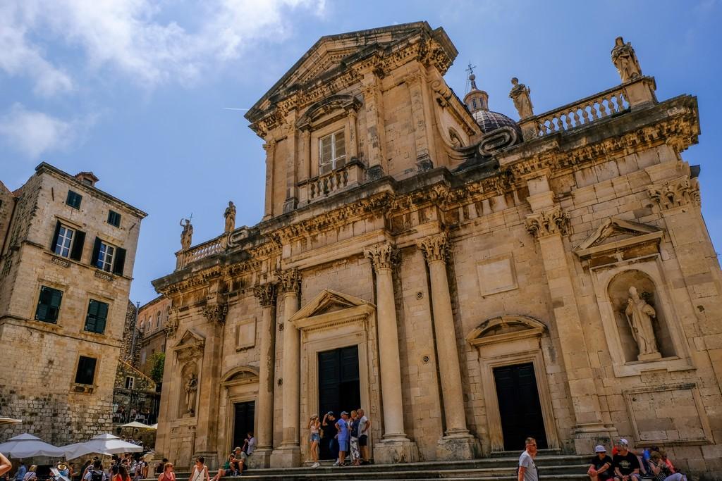 La Cattedrale di Dubrovnik