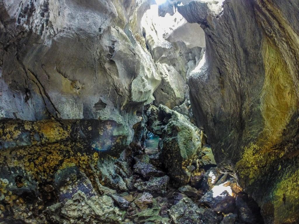 ingresso in grotta