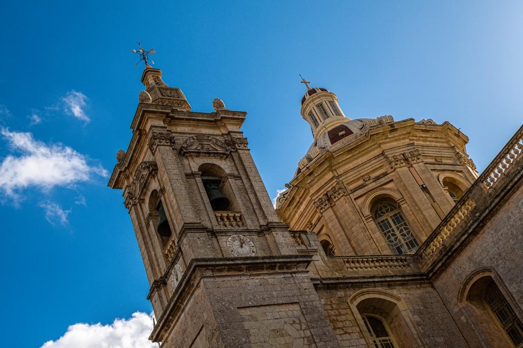 cupola della chiesa