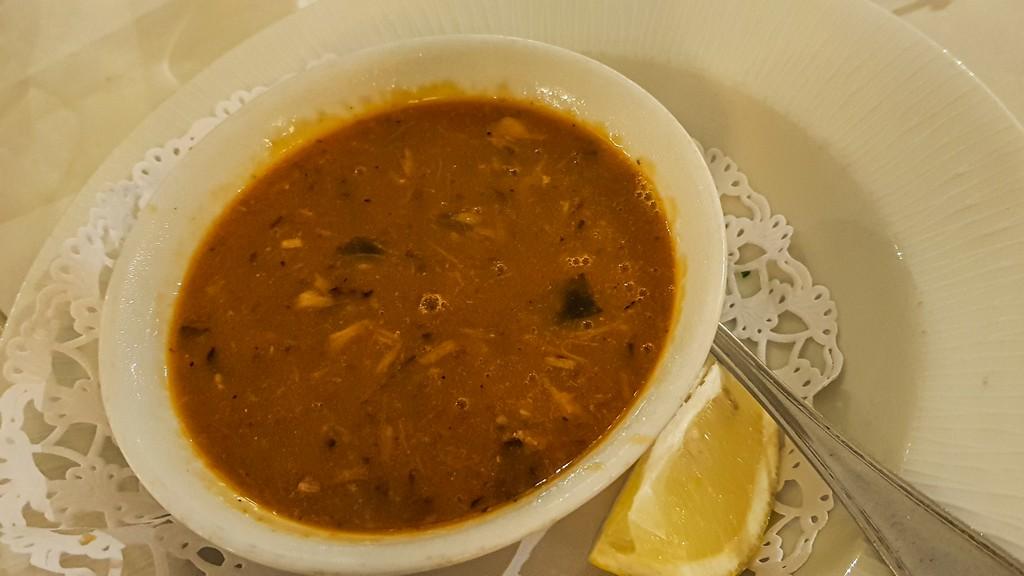 zuppa di pesce aljotta