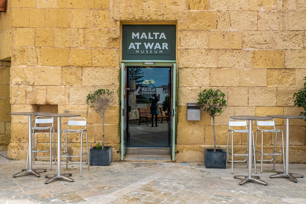 malta at war museum