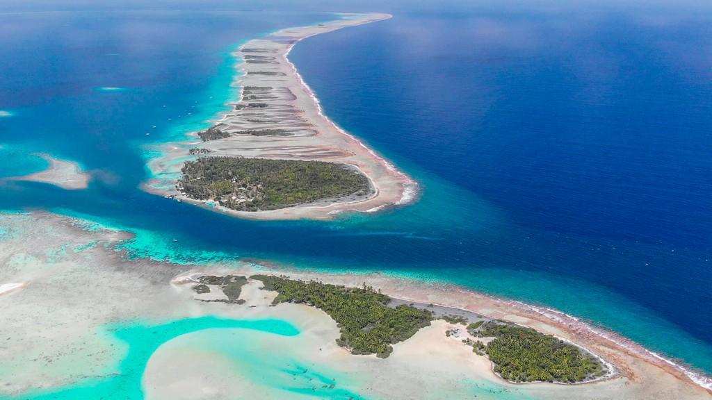 guida a Fakarava fai da te atollo con passe e isole