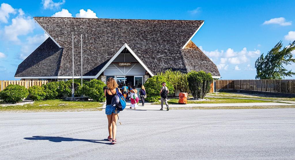 aeroporto di fakarava