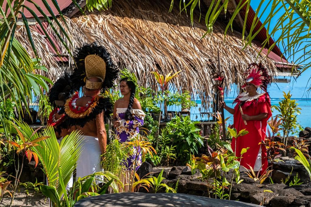 matrimonio tradizione polinesiano