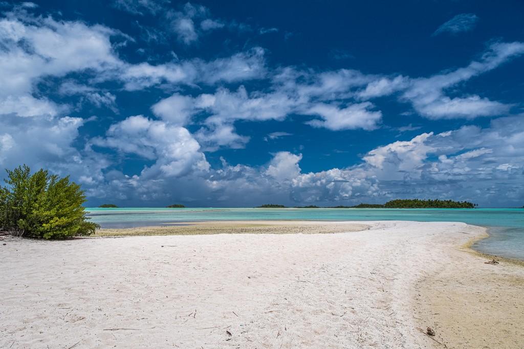 Maldive o Polinesia Francese Lagon bleu a Rangiroa