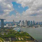 Dove possono volare i droni a Singapore