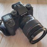 La fotocamera Fujifilm X-H1: una mirrorless che vorrebbe fare la reflex