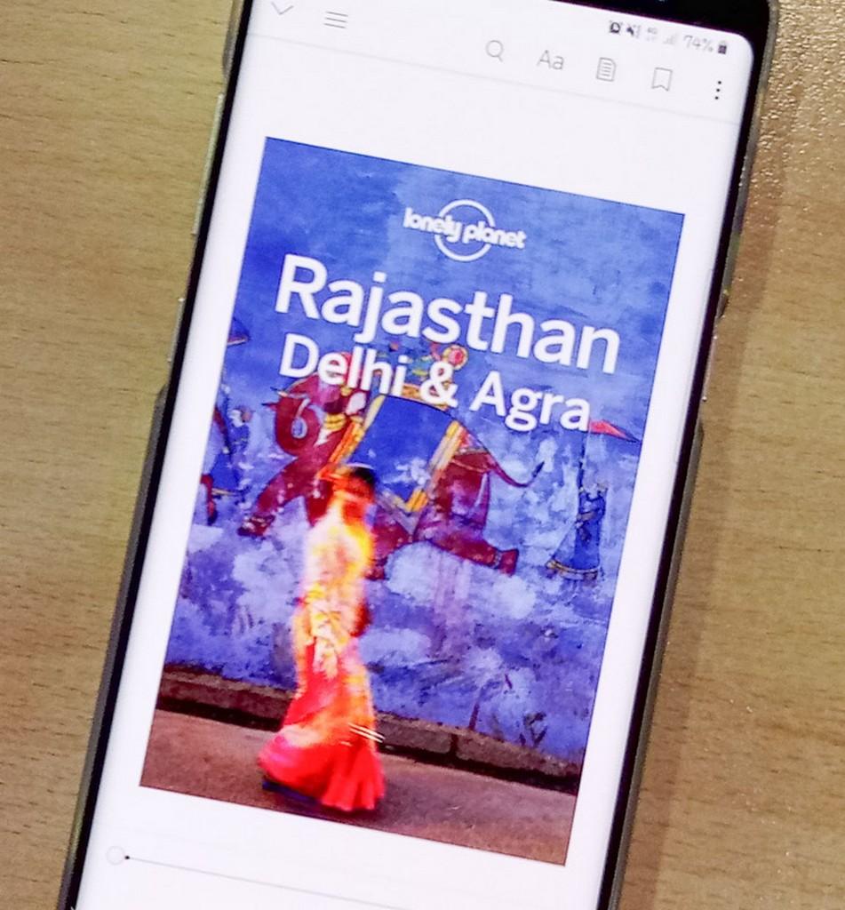 guida rajasthan su smartphone