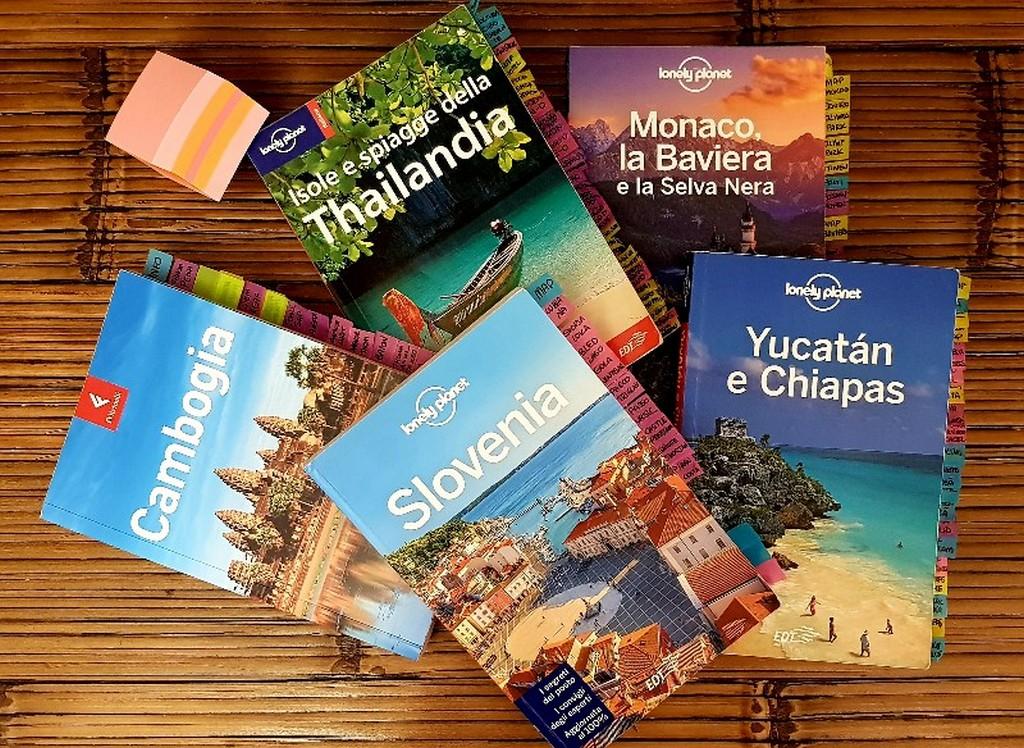 Come scegliere la guida turistica guide loley planet cambogia slovenia thailandia monaco yucatan