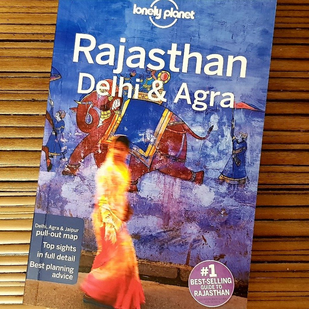 guida rajasthan in inglese lonely planet
