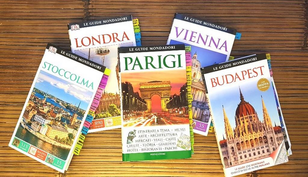 Come scegliere la guida turistica guide mondadori stoccolam londra parigi vienna budapest