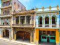 facciata di casa coloniale antica perché dormire casa particular