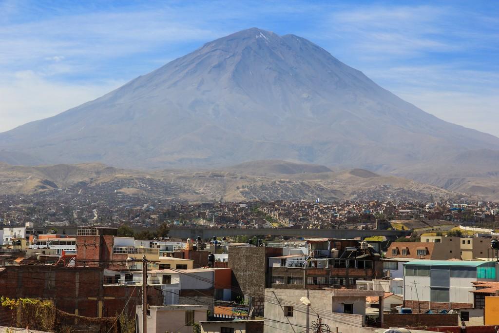 Guida ad Arequipa Il vulcano El Misti