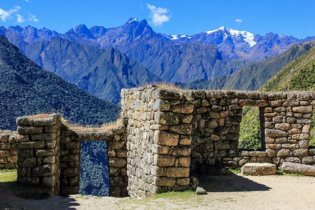 Guida al Camino Inca di 2 giorni La parte alta, la zona sacra di Wiñay Wayna