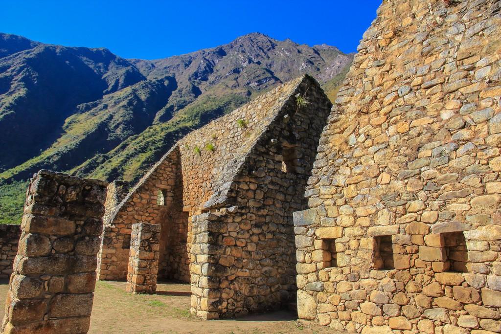 Guida al Camino Inca di 2 giorni Le rovine di Chachabamba, punto di partenza del Camino Inca di 2 giorni