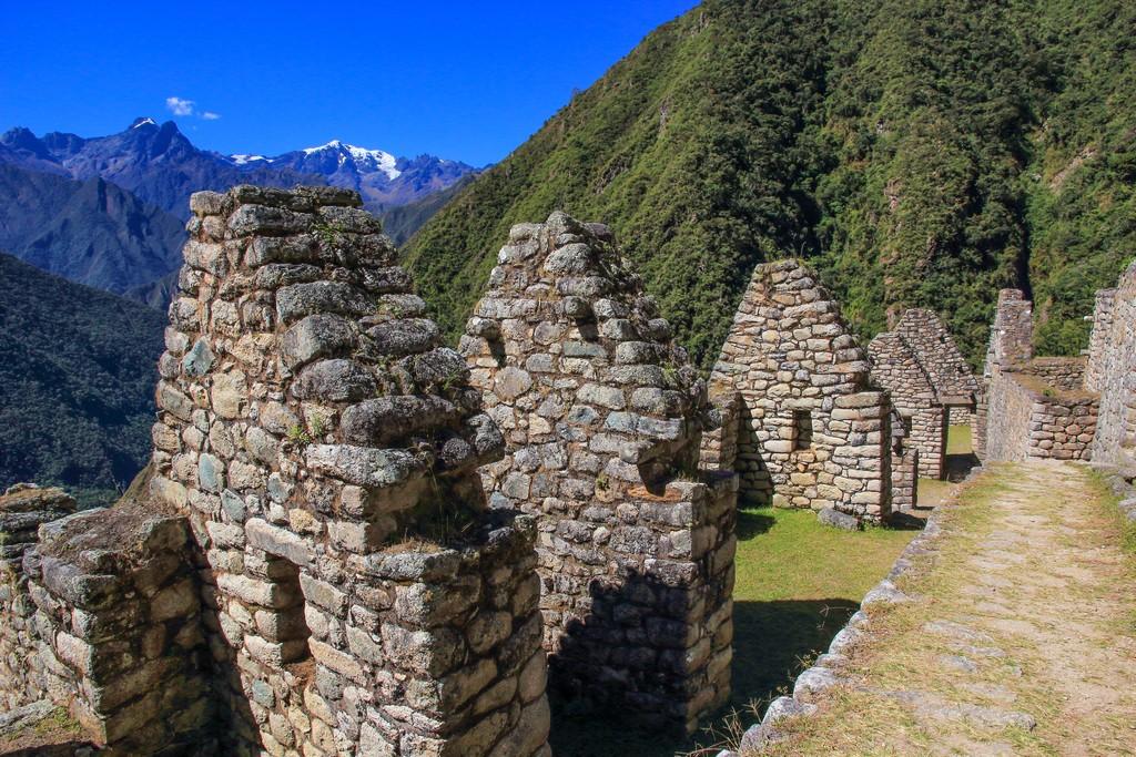 Guida al Camino Inca di 2 giorni La parte bassa, popolare, di Wiñay Wayna