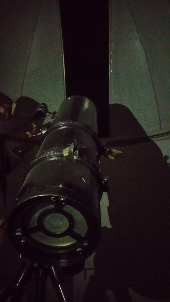 telescopio nero