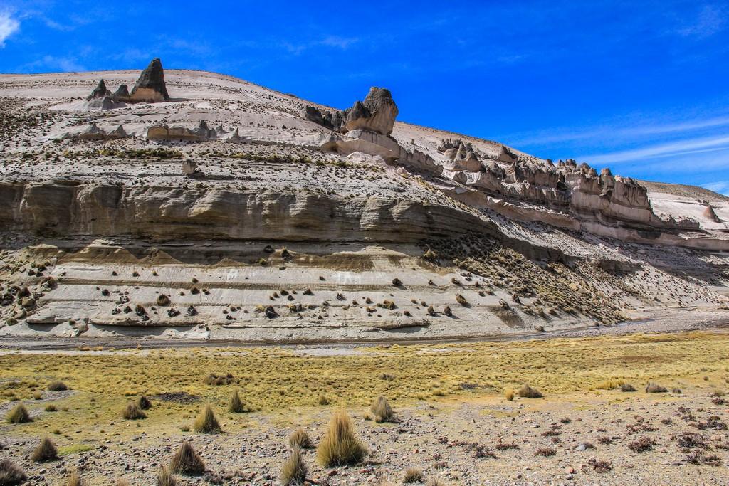 Formazioni rocciose a Patahuasi