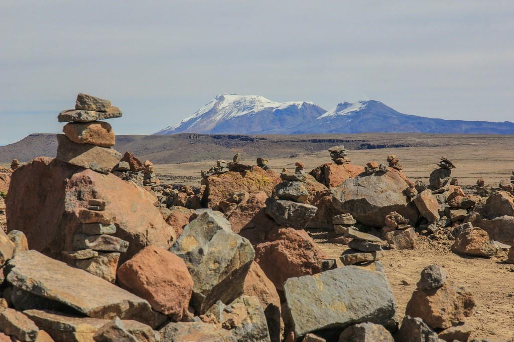 Il Paso de Patopampa, 4910 metri di quota