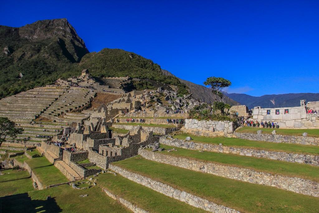 Guida a Machu Picchu rovine di machu picchu