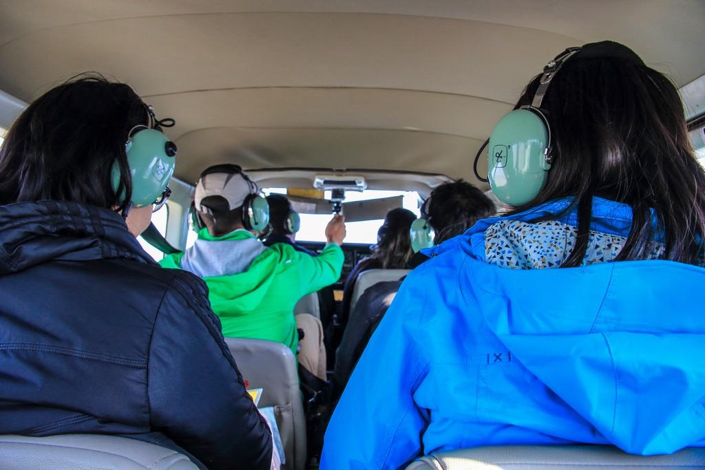 occupanti del velivolo