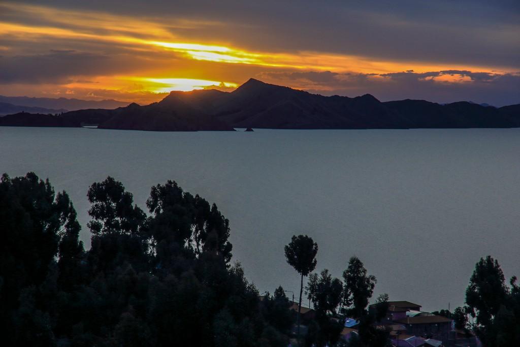 come visitare Amantaní e Taquile Tramonto sul Lago Titicaca