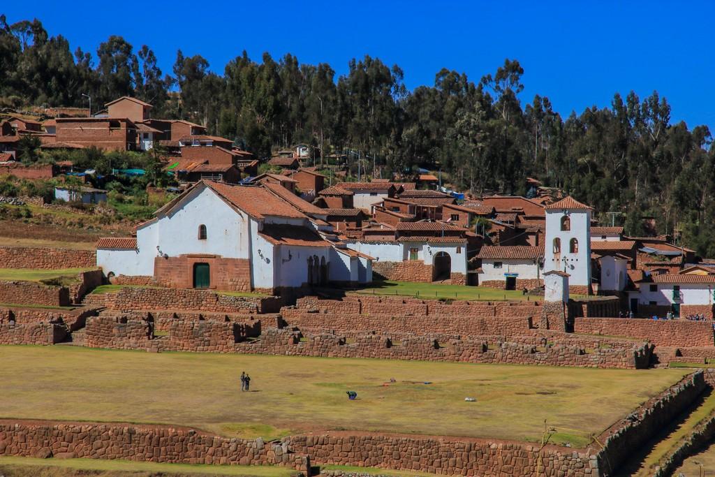 cosa vedere Valle Sacra La chiesa coloniale di Chinchero