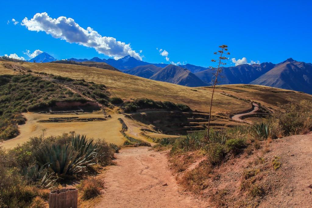 Guida a Cusco e la Valle Sacra panorama sulle montagne